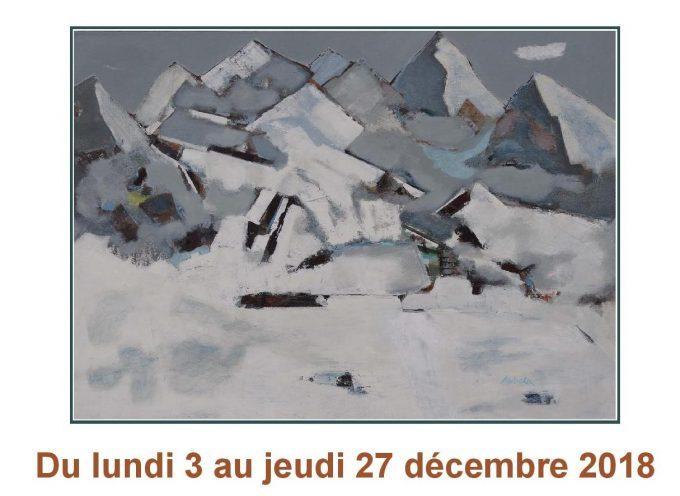 Les silences de l'hiver Espace André Marquerie à Montréjeau