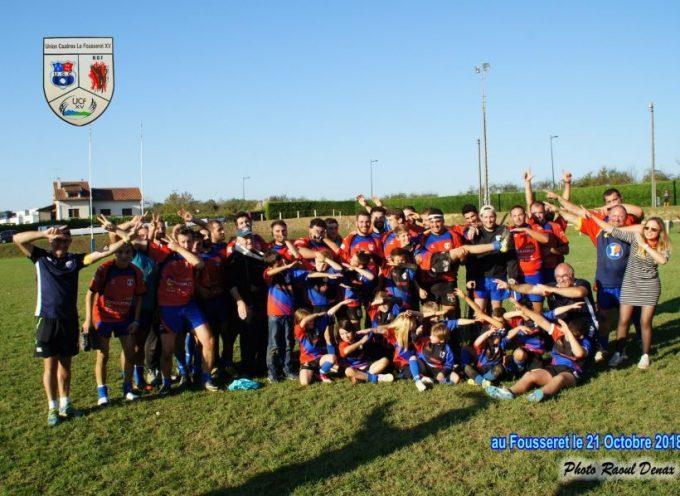 Rugby : L'UCF, un club formateur