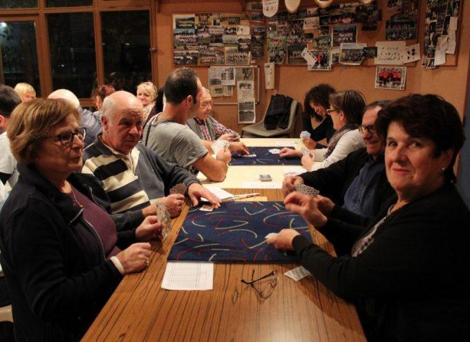Villeneuve : Concours de belote du VFC très suivi