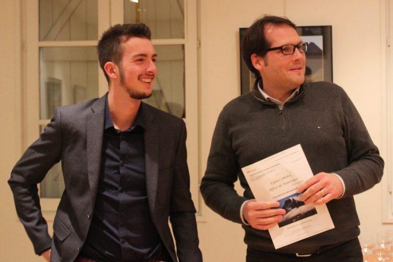 Gauthier Guérineau et David Cottereau
