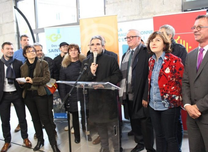 Inauguration de la halle Gourmande de Saint-Gaudens