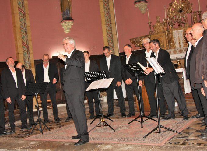 Valentine : Un concert de Noël qui a fait résonner la joie