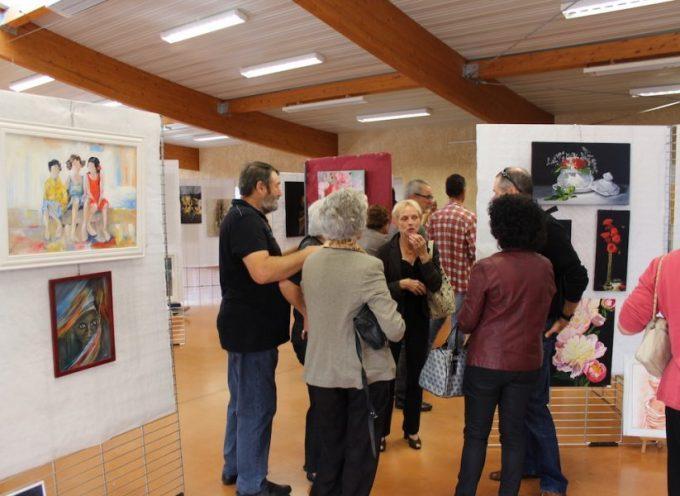 Landorthe : Les artistes à l'honneur pour une expo ouverte à tous!