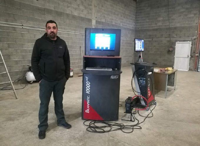 Ouverture d'un nouveau centre de contrôle technique à Cazères