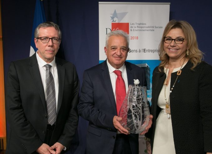 La Mairie de Cugnaux, lauréate du Trophée Défi RSE 2018 dans la catégorie « Santé »