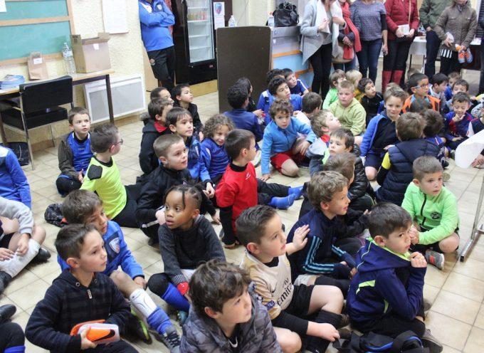 Saint-Gaudens : Noël à l'école de foot