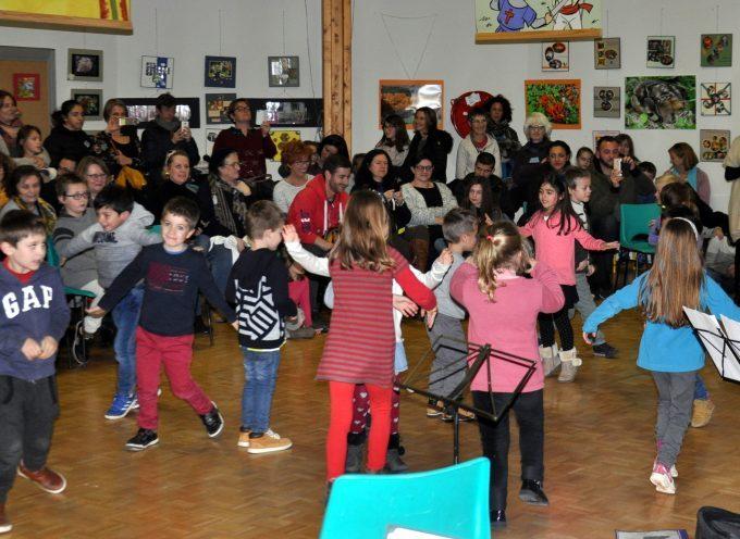 Clarac : Goûter musical à l'ADAC