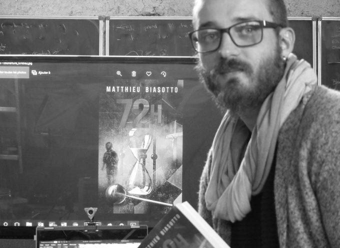 72H, le roman d'un auteur Montesquivien