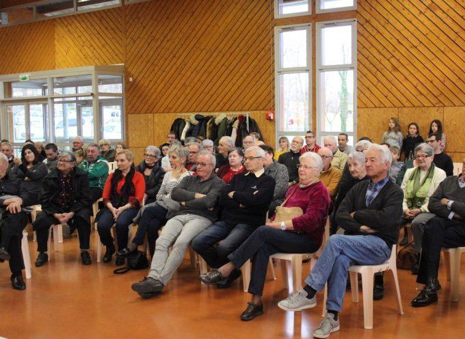Landorthe : Les vœux de la municipalité