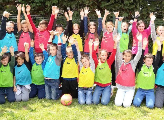 Saint-Gaudens : Le football a toujours ses droits d'entrée à… l'école!