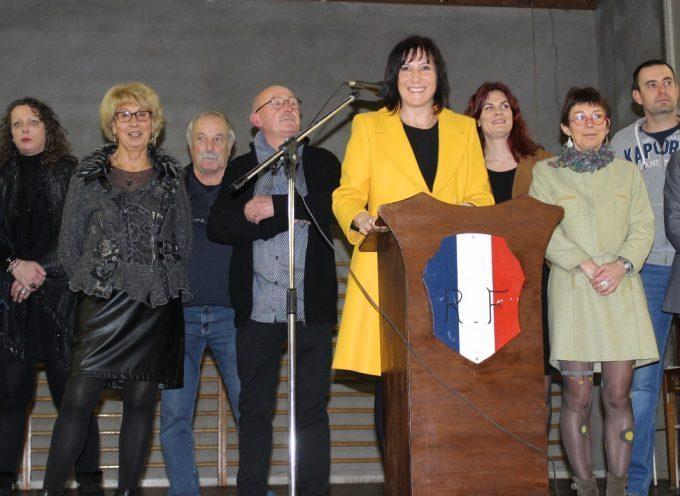 Miramont : Des vœux en demi-teinte pour Laure Vigneaux