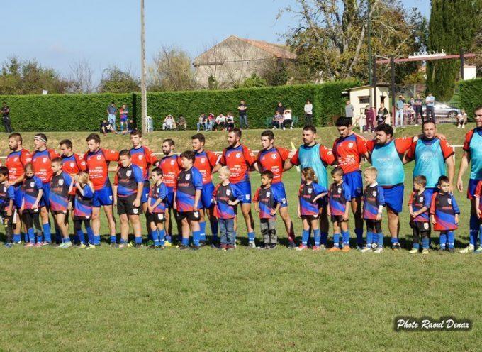 Rugby XV : L'UCF à Plaisance du Gers