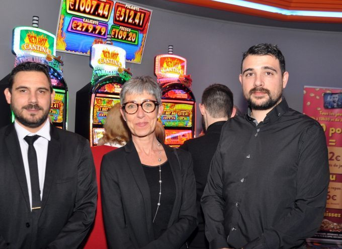 Barbazan : Des machines bonus au casino