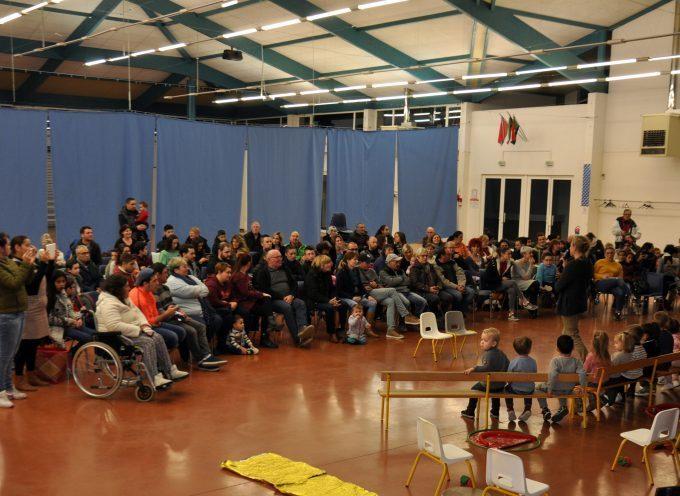 Montréjeau : La maternelle en spectacle
