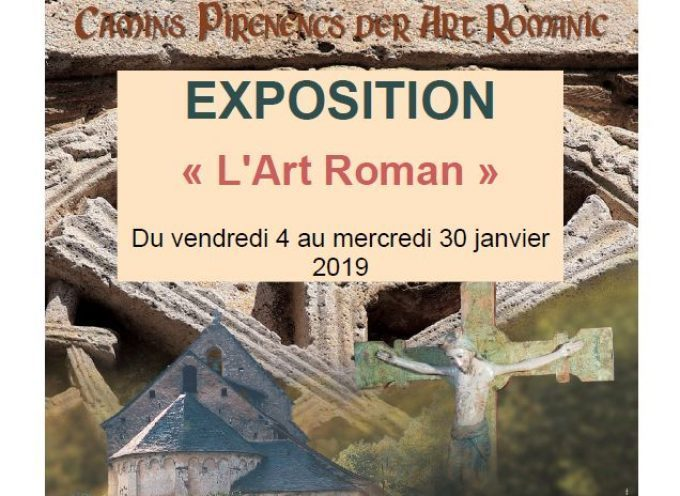 Montréjeau : L'Art Roman s'expose