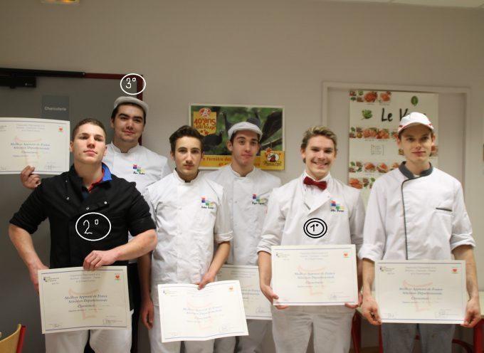 Concours de « Meilleur Apprenti » à l'Ecole Supérieure des Métiers