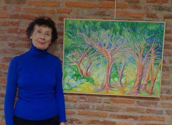 Exposition de peintures à Rieux : « Au pied de mon arbre ».