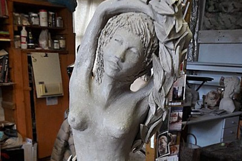Et Martine Prudhomme créa La Femme