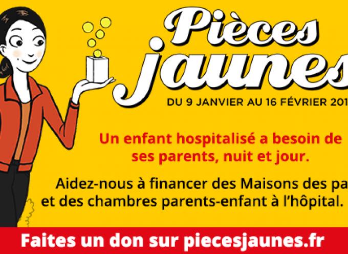 Montréjeau : Opération pièces jaunes chez Carrefour Market