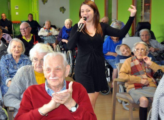 Montréjeau / Saint Gaudens : Rudy chanteuse, du talent et du caractère