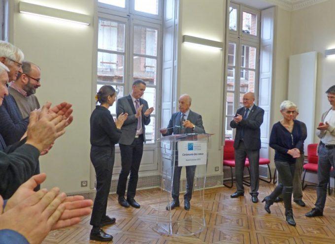 Les vœux de Pierre IZARD,  Président du Syndicat d'énergie de la Haute-Garonne