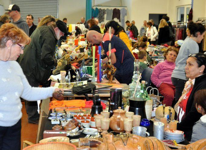 Montréjeau : Vide-grenier