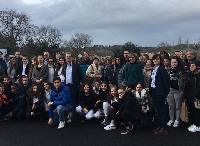 Salon de l'orientation au lycée agricole de Saint-Gaudens