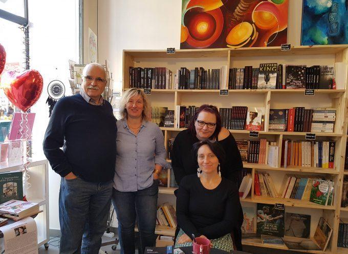 La librairie « L'attrape-rêves » accueille deux nouvelles auteures
