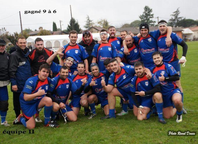 Rugby XV : L'UCF reçoit Trie sur Baïse