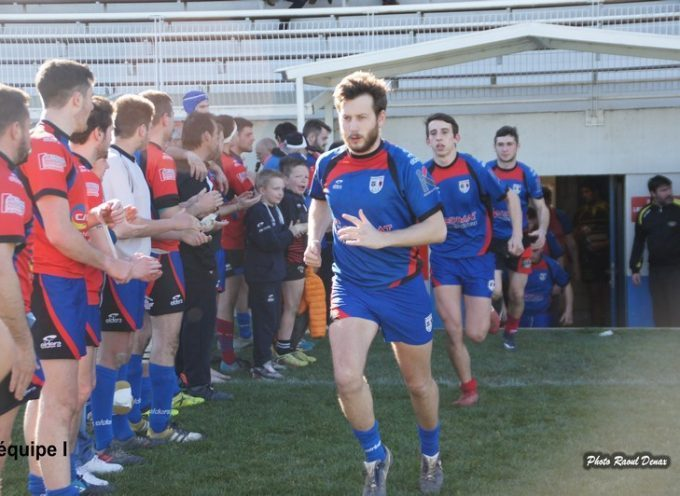 Rugby XV : L'UCF prend sa revanche