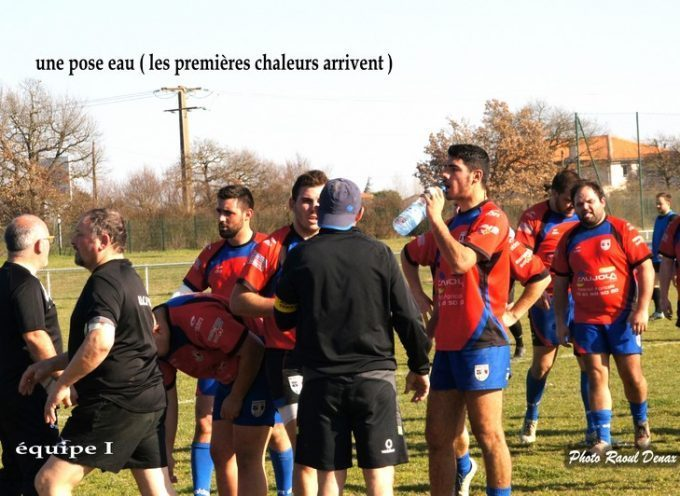 Rugby XV : L'UCF XV déroule