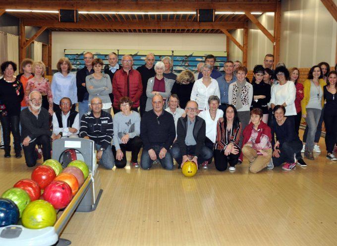 Montréjeau : Bowling et repas pour Eco-Rando