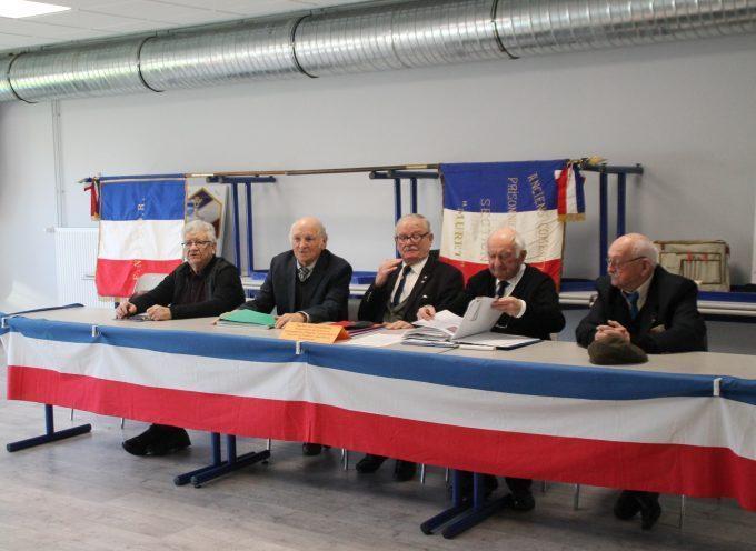 Muret : Assemblée Générale des Anciens Combattants PGCATM