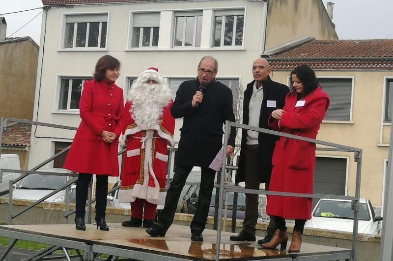 Depuis sa création, le marché de Noël est une belle réussite