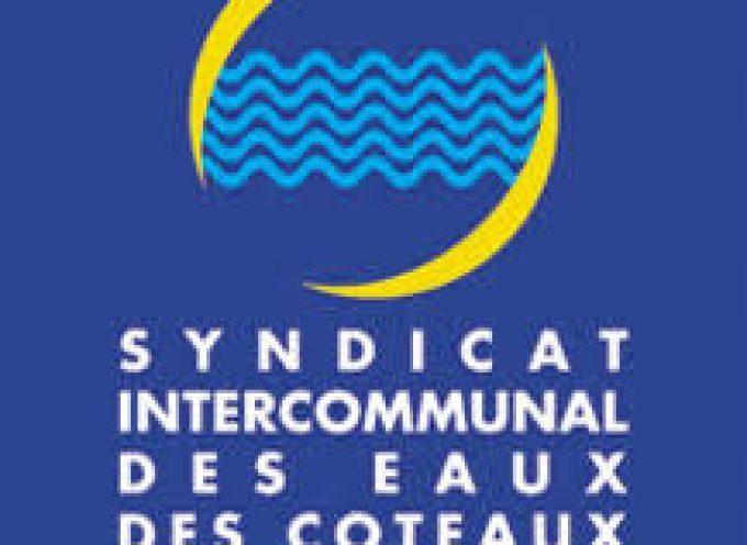 Changement de compétences de la régie au Syndicat intercommunal des Eaux du Coteaux du Touch