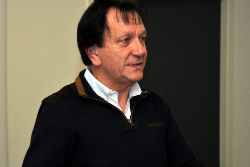 Francis Kunstowicz, nouveau président du CDRP 31/65