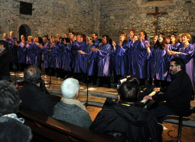 Montréjeau : Comming' Gospel, superbe concert