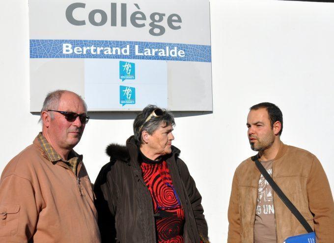 Montréjeau : Fermeture de classe actée au collège