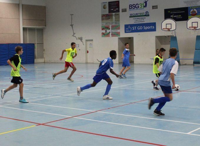 Tournoi de Futsal : challenge de la ville de Saint-Gaudens
