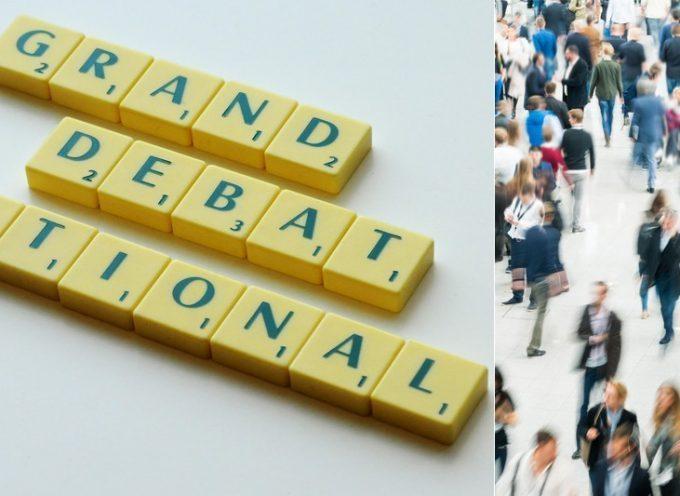 ERRATUM Muret : Grand débat national