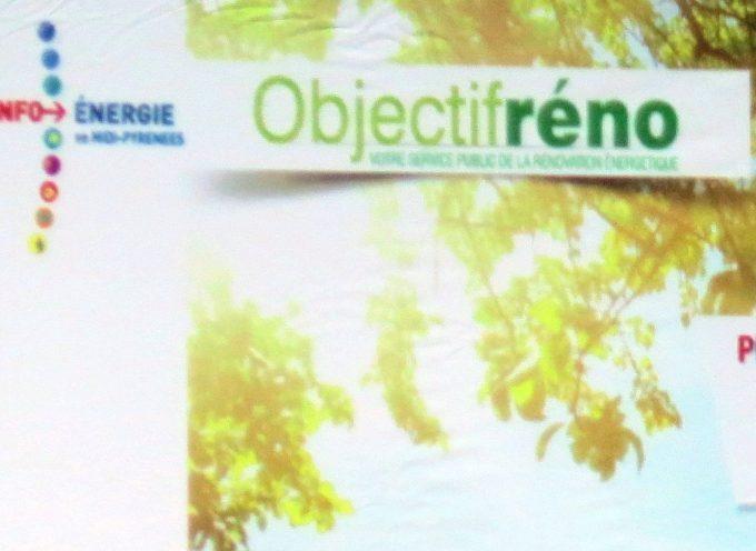 Pays du Sud Toulousain : Objectif rénovation énergétique!