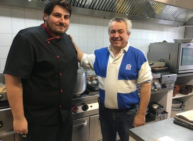 Gaby Subra nouveau chef au restaurant de la Halle à Rieux
