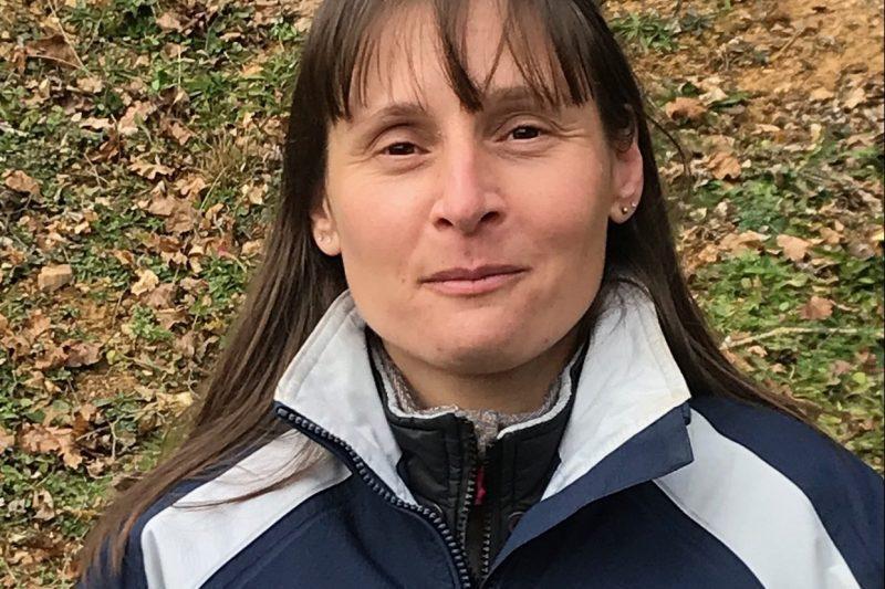 Nathalie, supportrice dévouée et engagée pour Les Loups du Cagire