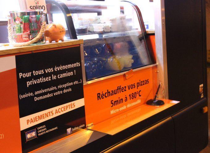 Landorthe : Avec Solino, vos pizzas presque à domicile!