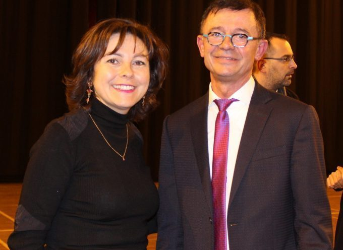 Rencontre citoyenne avec Carole Delga au parc des expos du Comminges