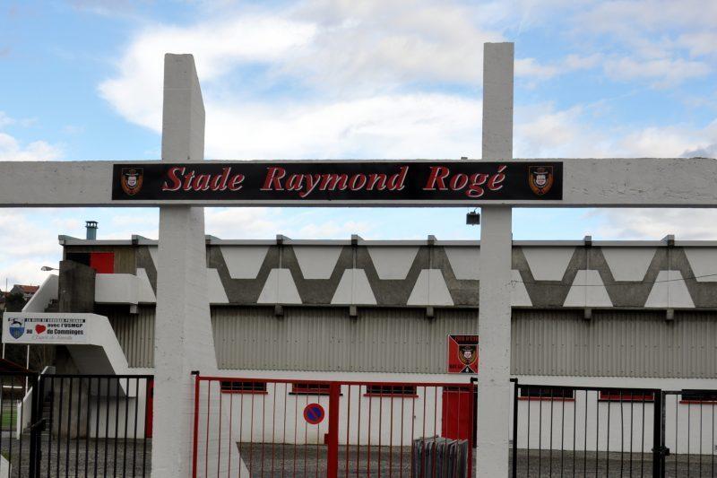 Le stade Raymond Rogé
