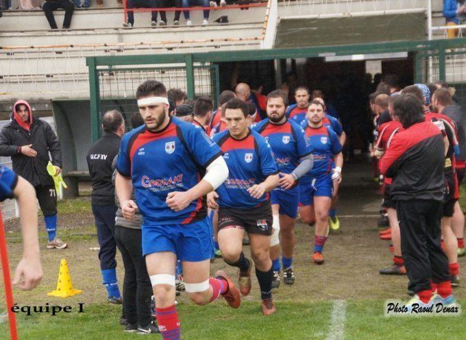 Rugby XV : Un match héroïque pour l'UCF