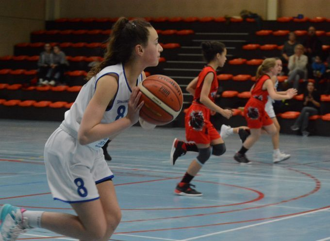 Saint-Gaudens basket-club : Le derby des benjamines coupe le souffle