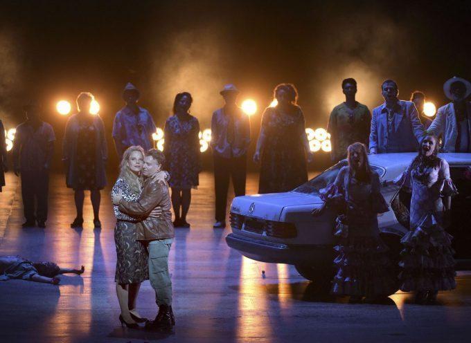 Montréjeau : Carmen aux Variétés