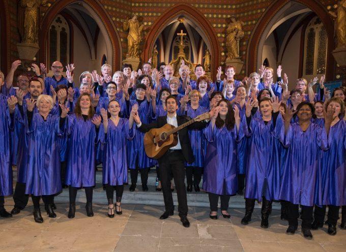 Comming Gospel en concert à Barbazan